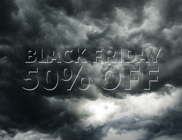 Get 50% off the Pro and Full Business accounts for Black Friday 2017